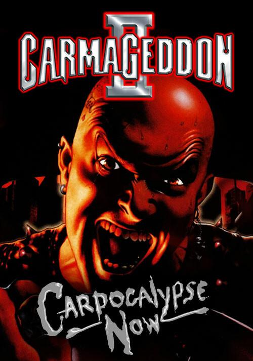 Carmageddon 2: Carpocalypse Now - Cover / Packshot