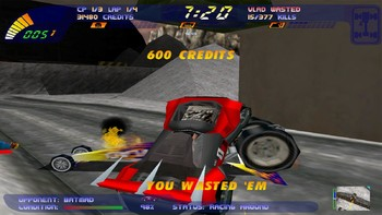 Screenshot4 - Carmageddon 2: Carpocalypse Now