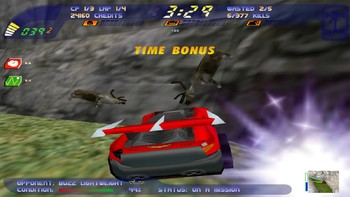 Screenshot5 - Carmageddon 2: Carpocalypse Now