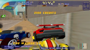 Screenshot7 - Carmageddon 2: Carpocalypse Now