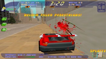 Screenshot8 - Carmageddon 2: Carpocalypse Now