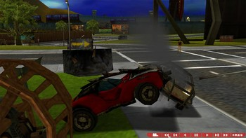 Screenshot4 - Carmageddon TDR 2000