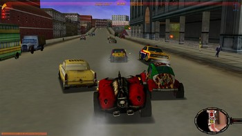 Screenshot5 - Carmageddon TDR 2000