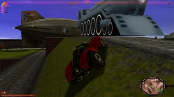 Screenshot3 - Carmageddon TDR 2000