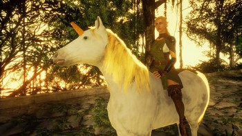 Screenshot1 - Eternity: The Last Unicorn