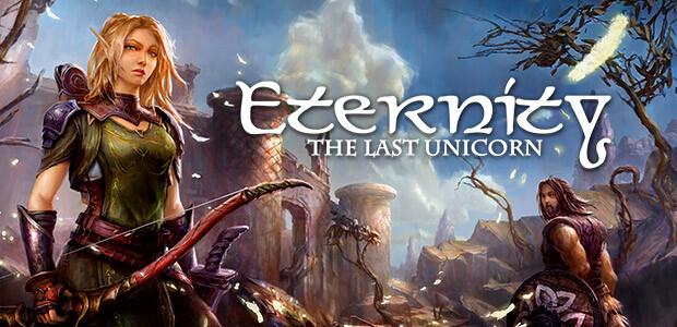 Eternity: The Last Unicorn - Cover / Packshot