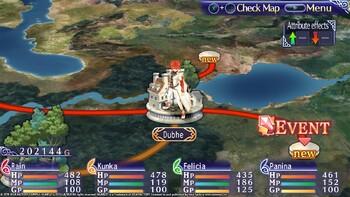 Screenshot3 - Record of Agarest War Mariage