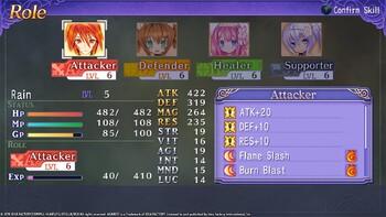 Screenshot6 - Record of Agarest War Mariage