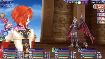 Screenshot1 - Record of Agarest War Mariage
