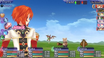 Screenshot2 - Record of Agarest War Mariage