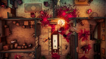 Screenshot2 - God's Trigger