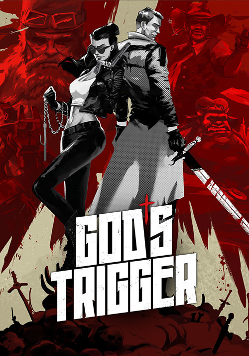 God's Trigger - Cover / Packshot