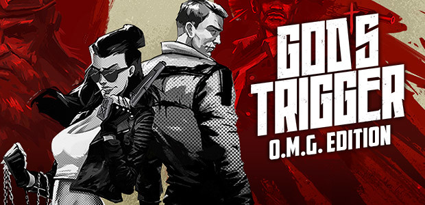 God's Trigger O.M.G. Edition - Cover / Packshot