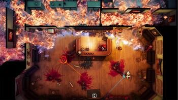 Screenshot3 - God's Trigger O.M.G. Edition