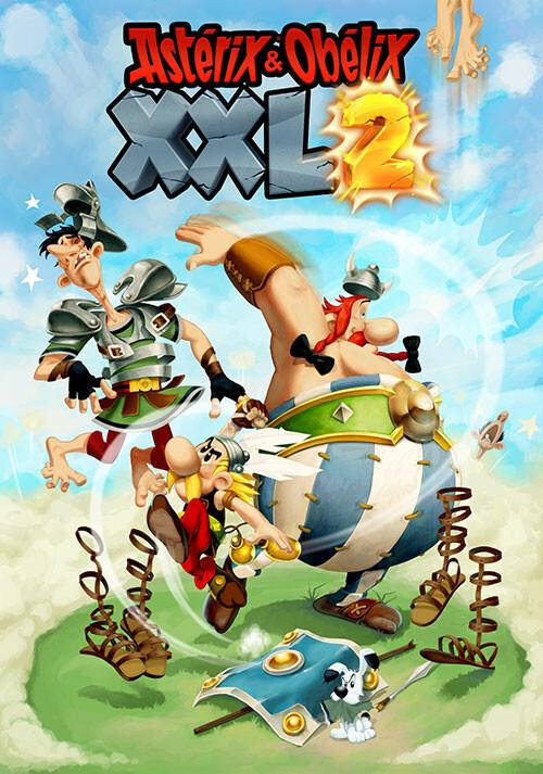 Asterix & Obelix XXL 2 - Cover / Packshot