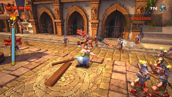 Screenshot1 - Asterix & Obelix XXL 2