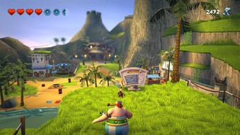 Screenshot6 - Asterix & Obelix XXL 2