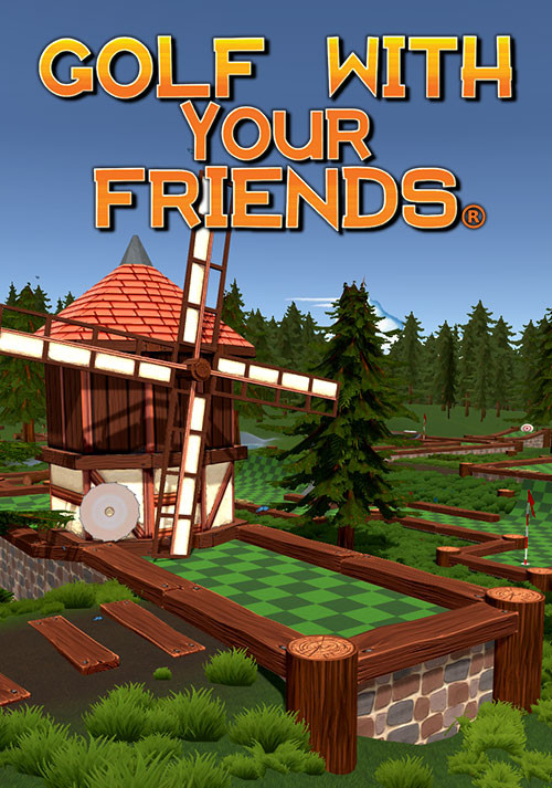 Golf With Your Friends - Cover / Packshot