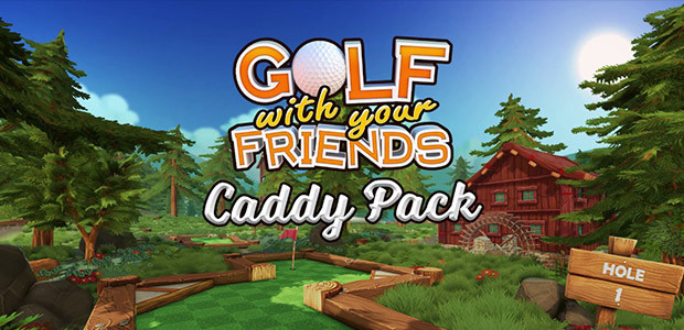 Golf With Your Friends - Caddy Pack - Cover / Packshot