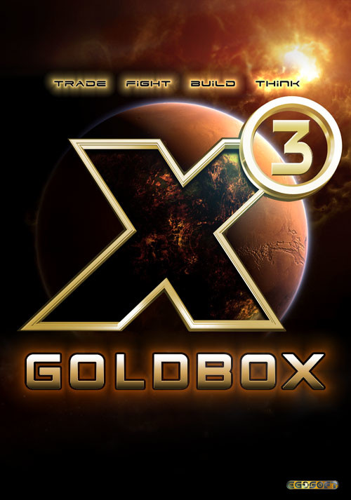 X3: GoldBox - Cover