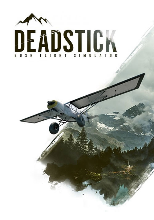 Deadstick - Bush Flight Simulator - Cover / Packshot