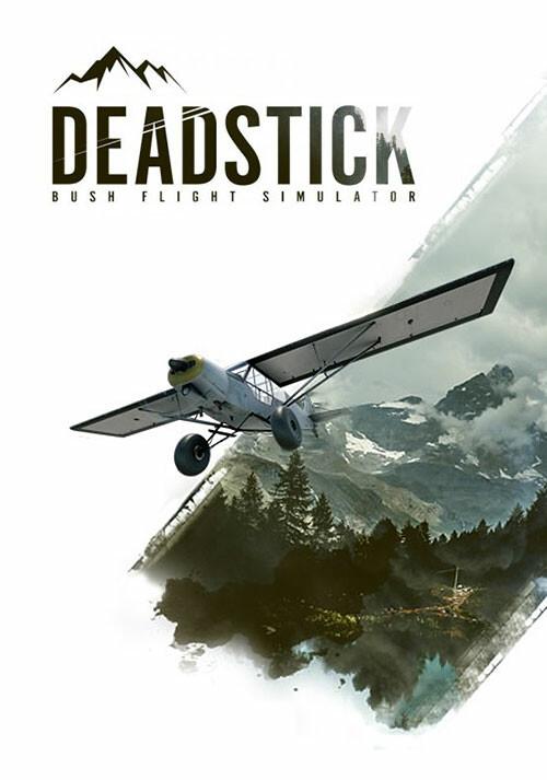 Deadstick - Bush Flight Simulator - Cover / Packshot