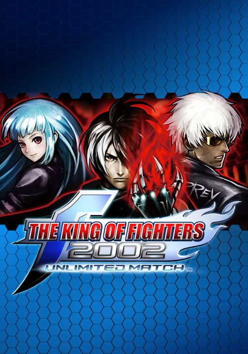 THE KING OF FIGHTERS 2002 UNLIMITED MATCH - Cover