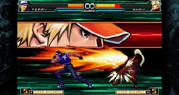 Screenshot6 - THE KING OF FIGHTERS 2002 UNLIMITED MATCH
