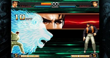 Screenshot7 - THE KING OF FIGHTERS 2002 UNLIMITED MATCH