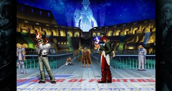 Screenshot3 - THE KING OF FIGHTERS 2002 UNLIMITED MATCH