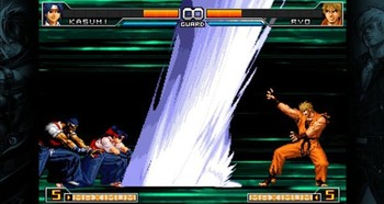 Screenshot4 - THE KING OF FIGHTERS 2002 UNLIMITED MATCH