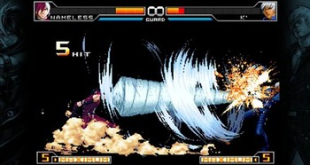 Screenshot5 - THE KING OF FIGHTERS 2002 UNLIMITED MATCH
