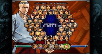 Screenshot9 - THE KING OF FIGHTERS 2002 UNLIMITED MATCH