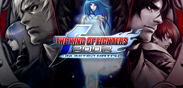 THE KING OF FIGHTERS 2002 UNLIMITED MATCH - Cover / Packshot