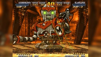 Screenshot1 - METAL SLUG 3