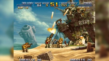 Screenshot4 - METAL SLUG 3