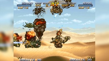 Screenshot7 - METAL SLUG 3