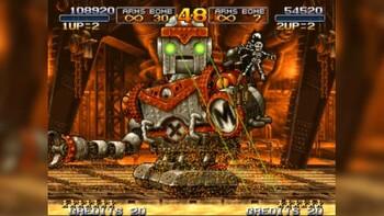 Screenshot1 - METAL SLUG 3