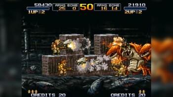 Screenshot5 - METAL SLUG 3