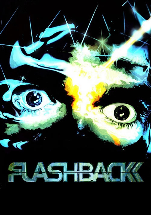 Flashback - Cover / Packshot