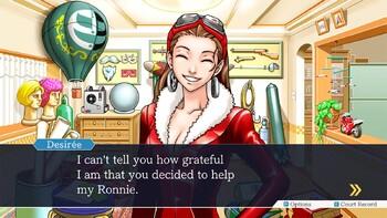 Screenshot3 - Phoenix Wright: Ace Attorney Trilogy / 逆転裁判123 成歩堂セレクション