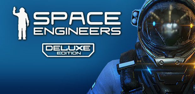 Space Engineers Deluxe Edition - Cover / Packshot