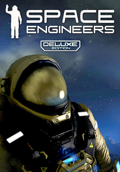 Space Engineers Deluxe Edition - Cover