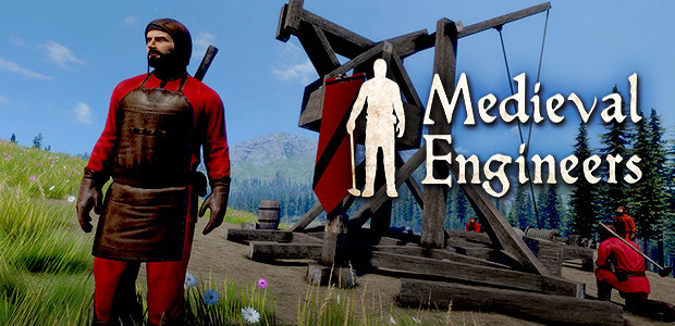 Medieval Engineers - Cover / Packshot