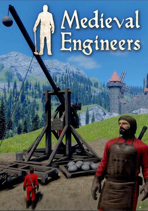 Medieval Engineers - Cover / Packshot
