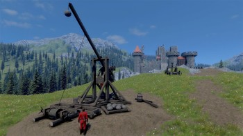Screenshot10 - Medieval Engineers Deluxe Edition