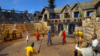 Screenshot1 - Medieval Engineers Deluxe Edition