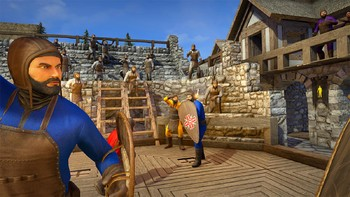 Screenshot3 - Medieval Engineers Deluxe Edition