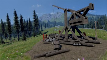 Screenshot9 - Medieval Engineers Deluxe Edition