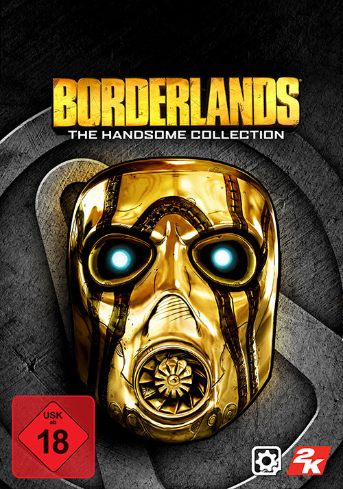 Borderlands: The Handsome Collection - Cover